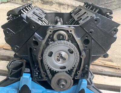 Reman GM 4.3L Vortec Long Block Engine STD Crank , Roller Cam Chevy Truck or Van