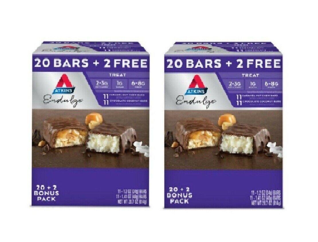 2 pk endulge treat low carb snack