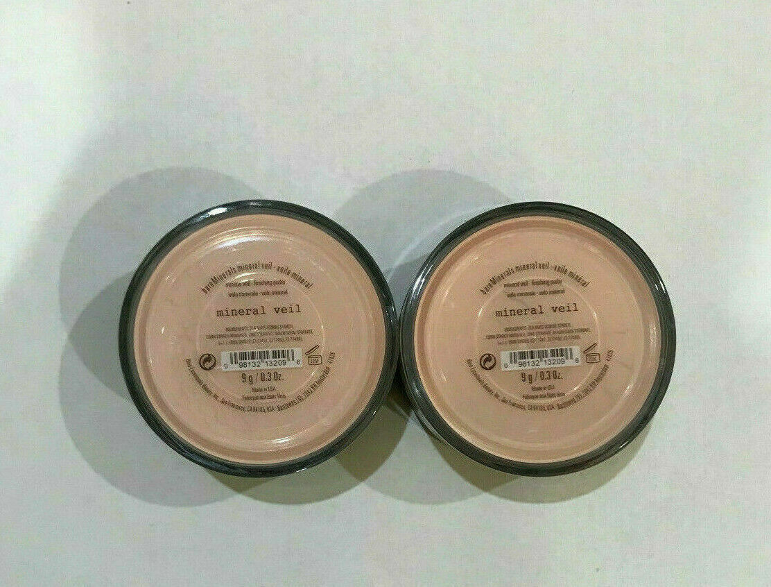 BareEscentuals bareMinerals MINERAL VEIL Finishing Face Powd