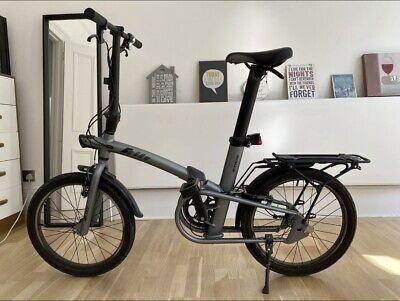 Btwin Tilt One Secound Folding Bike