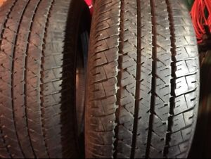Firestone All Season Tire Set