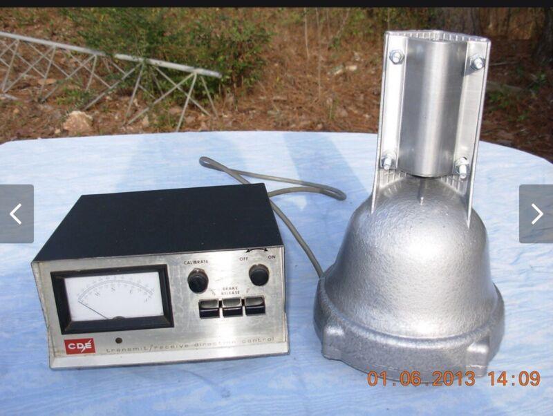 Cde Hygain Antenna 45 Rotator Rotor and Control