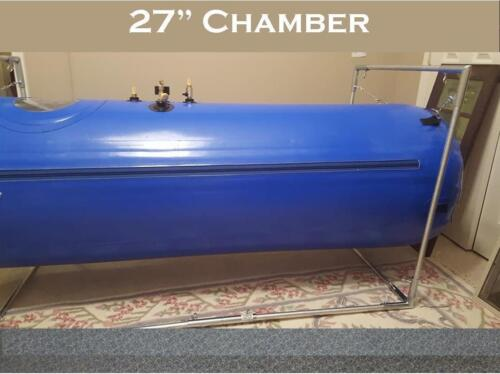 Reduced Hyperbaric 27inch O2 Chamber Autism Anti Aging Awesome Customer Service