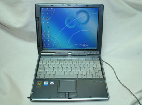 FUJITSU LIFEBOOK T Series T3000 Laptop 40GB HDD 256MB RAM NO ADAPTER For Parts