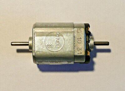 Bühler Motor Bastelmotor Getriebemotor Modellbau Faller Pola LGB Vollmer Märklin