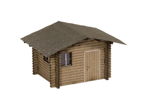 Noch 14434 Tt Gauge, Forest Hut (Laser-Cut Minis Kit) # New Original Packaging #