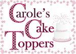 Carole's Cake Toppers