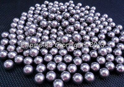 500 Pcs 2mm G10 Hardened Chrome Steel Loose Bearings Ball Bearing Balls