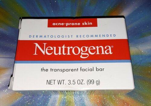 Neutrogena Acne-Prone Skin Formula Facial Bar 3.5 oz