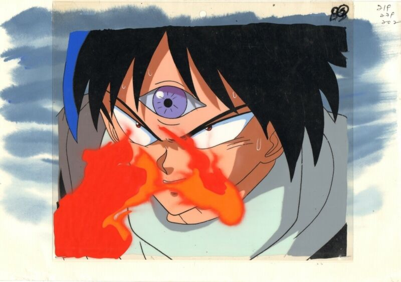 Anime Cel Yu Yu Hakusho #165