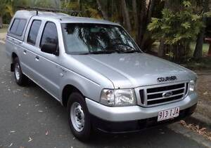 2004 Ford Courier Ute Ashmore Gold Coast City Preview