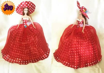 Fashion Handmade Clothes Can Fit Barbie Dolls. Kings Park Blacktown Area Preview