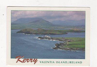 Valentia Island Kerry Ireland 1995 Postcard 877a