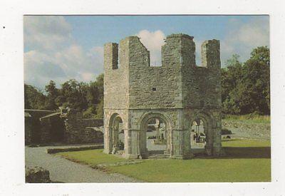 Mellifont Abbey Co Louth Ireland Postcard 984a