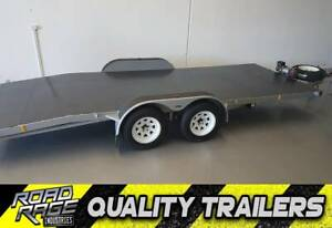 3.5t Pro Range Beaver Tail Car Trailer Clontarf Redcliffe Area Preview