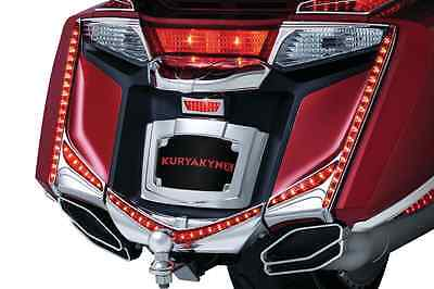 Honda gl l e d vertical rear light stripsebay kuryakyn led rear vertical light strips for 2012 2016 honda gl1800 gold wing f6b mozeypictures Choice Image
