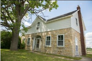 1900's Stone house to moved  $10,000