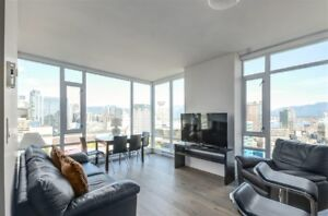 2bed 2bath sub Penthouse downtown apt for rent