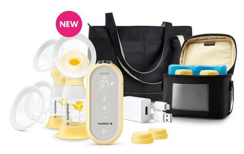 Medela Freestyle Flex Double-Electric Rechargeable Breast Pump NEW