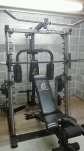 Nautilus Smith Machine