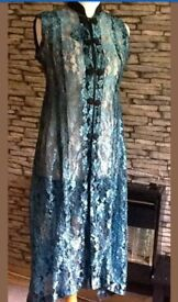 Indian pakistani party wear gown