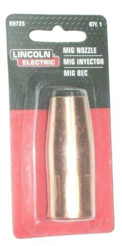 Lincoln Electric KH725 Mig Welding Nozzle Fits Magnum 100L Tweco Mini Mig 21-50