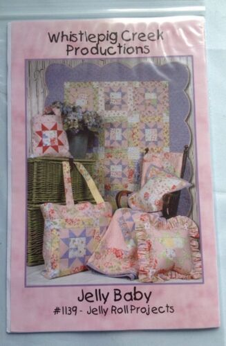 Whistlepig Creek Productions Jelly Baby 1139 Roll Quilt Diap