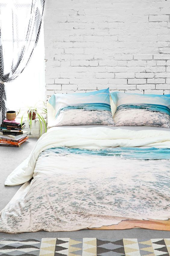 Urban Outfitters Deny Designs Take Me There Twin XL Duvet