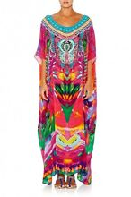 Camilla brand new never worn Color Weaving round neck kaftan RNK Roseville Ku-ring-gai Area Preview