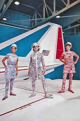 """Braniff Airways Lockheed L-2000 SST ((8""""x10"""")) Print"""