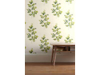 Next 'Green Country Sprig' Wallpaper RRP £30