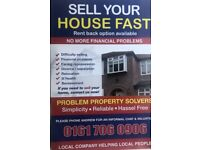 Are you struggling to sell your property? - we are looking to buy properties fast