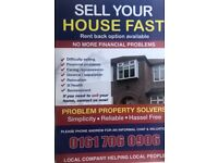 We buy properties for cash fast - are you struggling to sell your house