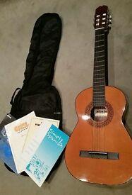 Admira Clasico Classic Guitar 3/4 Size