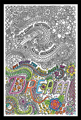 Design Works Zenbroidery Dream Embroidery Kit
