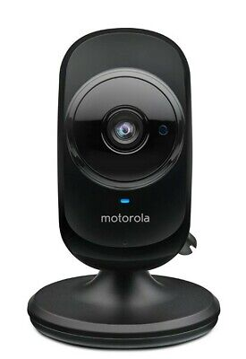 Motorola Wi-Fi Home Video Camera - Focus68 - BLACK H
