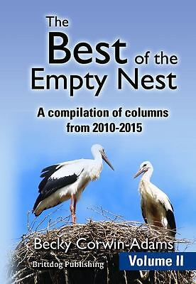 Best of the Empty Nest Book Volume 2 AUTOGRAPHED BY AUTHOR Becky Corwin