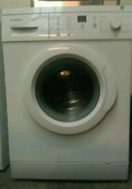 BOSCH 7KG WASHER **FREE LOCAL DELIVERY 3 MONTHS GUARANTEE**