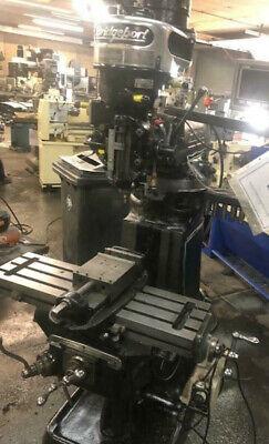 Milling Machine 9x32 Feed Acu-rite Dro-1hp.