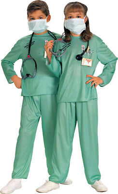 Rubie's E.R. Doctor Child Costume Size Large - Er Doctor Costume