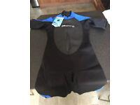 BRAND NEW - Billabong Foil SS Spring Short Wetsuit XXL