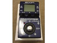 Zoom MS100BT Multi Effects Pedal