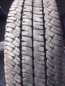 LT275/70R18 Michelin LTX A/T2.