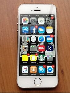 iPhone 5s gold 16g