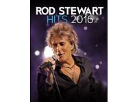 Rod Steward Tickets O2 Arena London