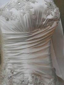 Maggie Sottero 'Alexandria' wedding dress.