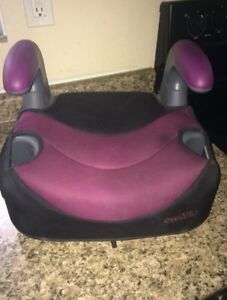 For sale child's booster seat asking $ 20