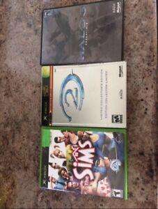 Xbox jeux vidéo