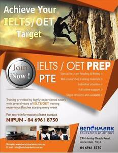 PTE OET IELTS Training (Best in Class) Underdale West Torrens Area Preview