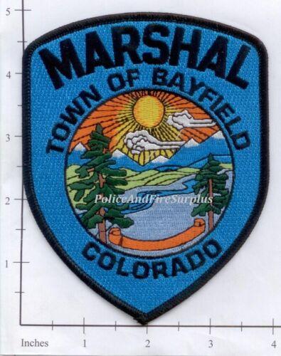 Colorado - Bayfield Marshal CO Police Dept Patch